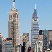 Empire State Building and One Vanderbilt, Midtown, Manhattan