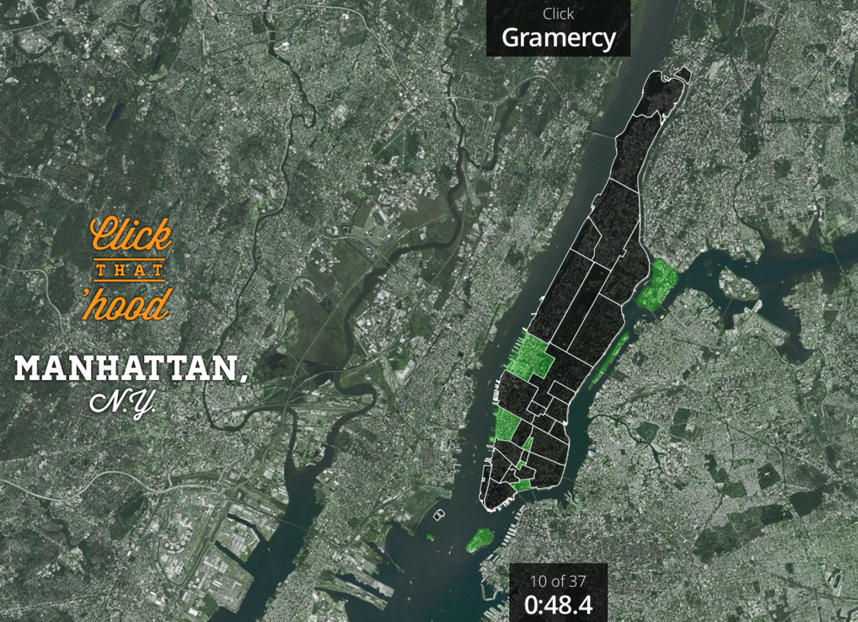 Click That 'Hood — Manhattan
