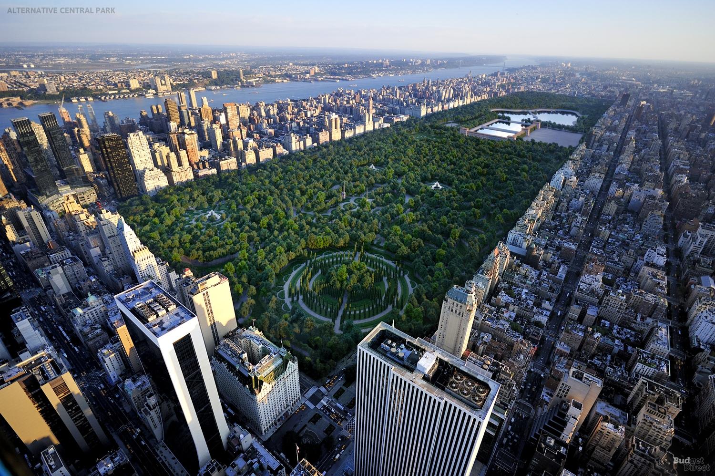 John J. Rink's 1858 Design for Central Park