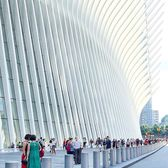World Trade Center Oculus, New York, New York.
