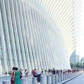 World Trade Center Oculus, New York, New York.