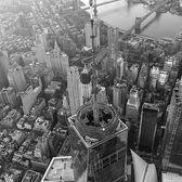 One World Trade Center, New York. Photo via @killianmoore #viewingnyc