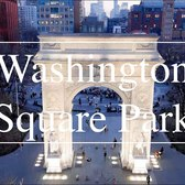 Washington Square Park Night