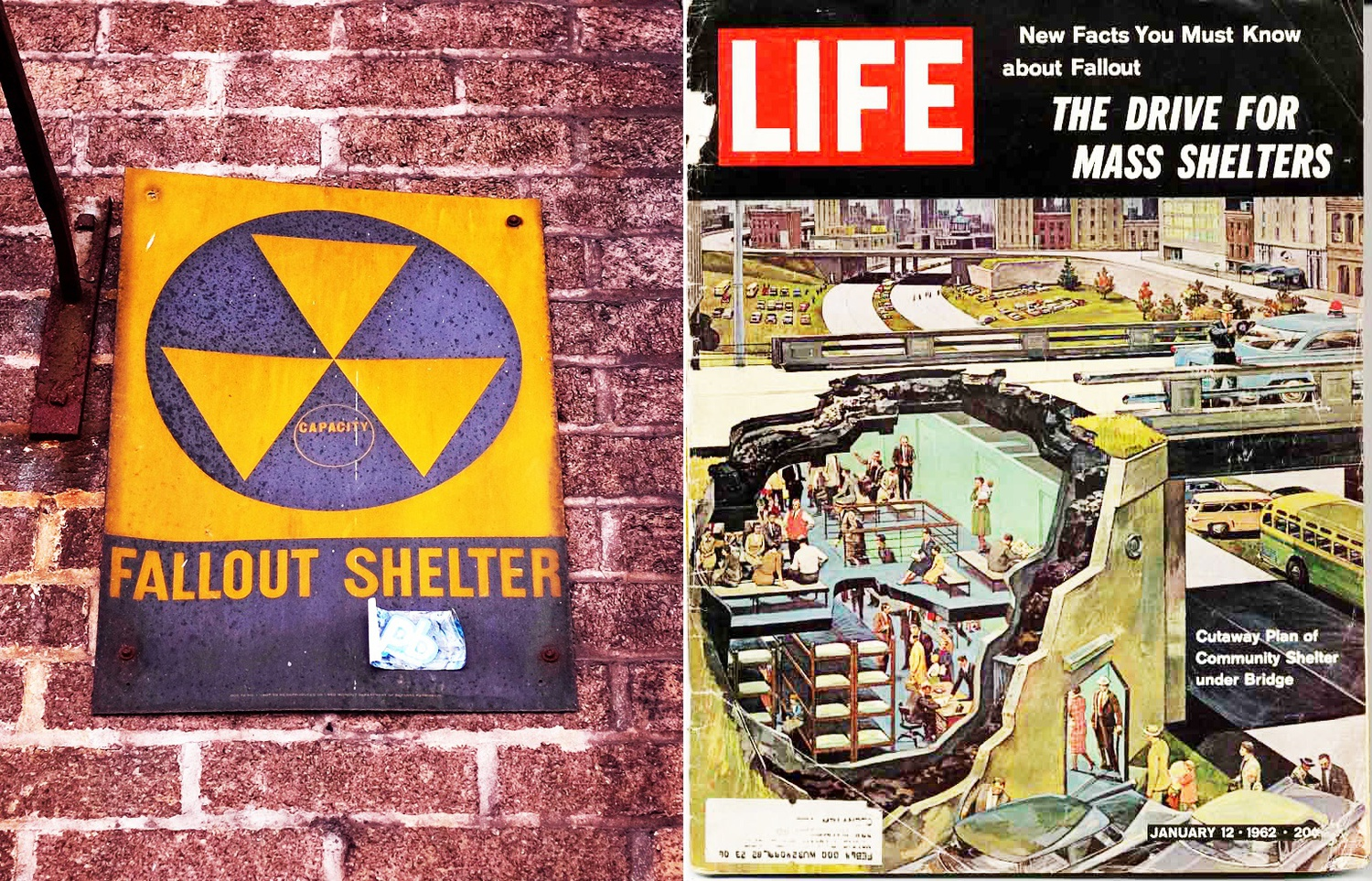 Fallout Shelters: Why some New Yorkers never planned to evacuate after a nuclear disaster