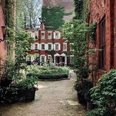 Grove Court, West Village, Manhattan