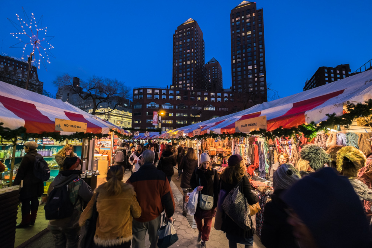 Union Square Holiday Market | Union Square Holiday Market