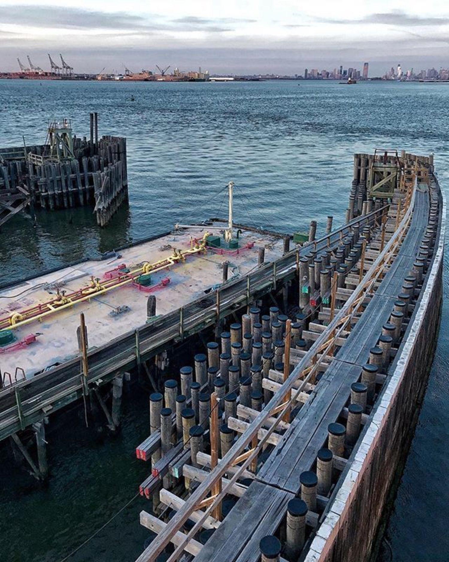 Staten Island, New York. Photo via @cindylai9880 #viewingnyc #newyork #newyorkcity #nyc