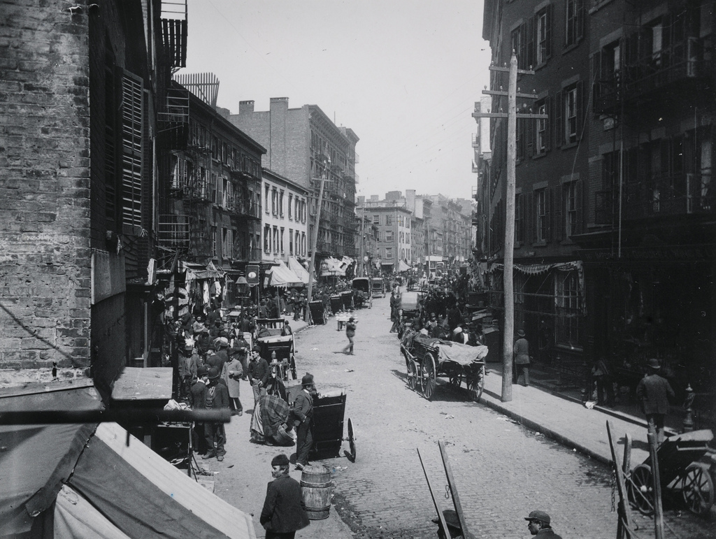 Amazing Vintage Photos Of 19th Century New York City Gangs