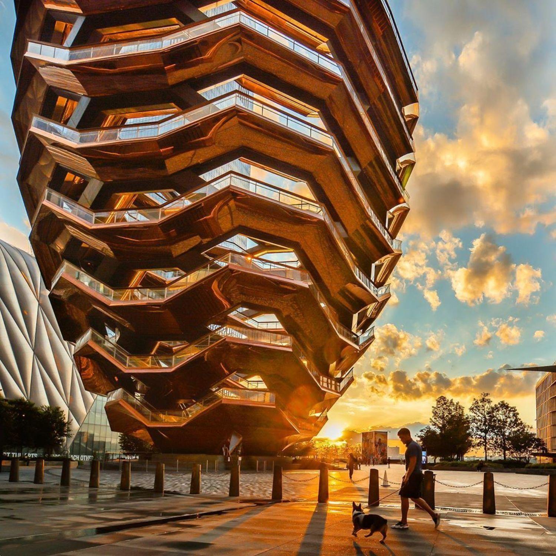 The Vessel, Hudson Yards, Manhattan