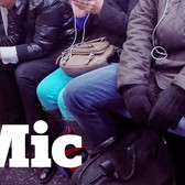 "NYC Subways: What Happens When a Lady ""Manspreads"""