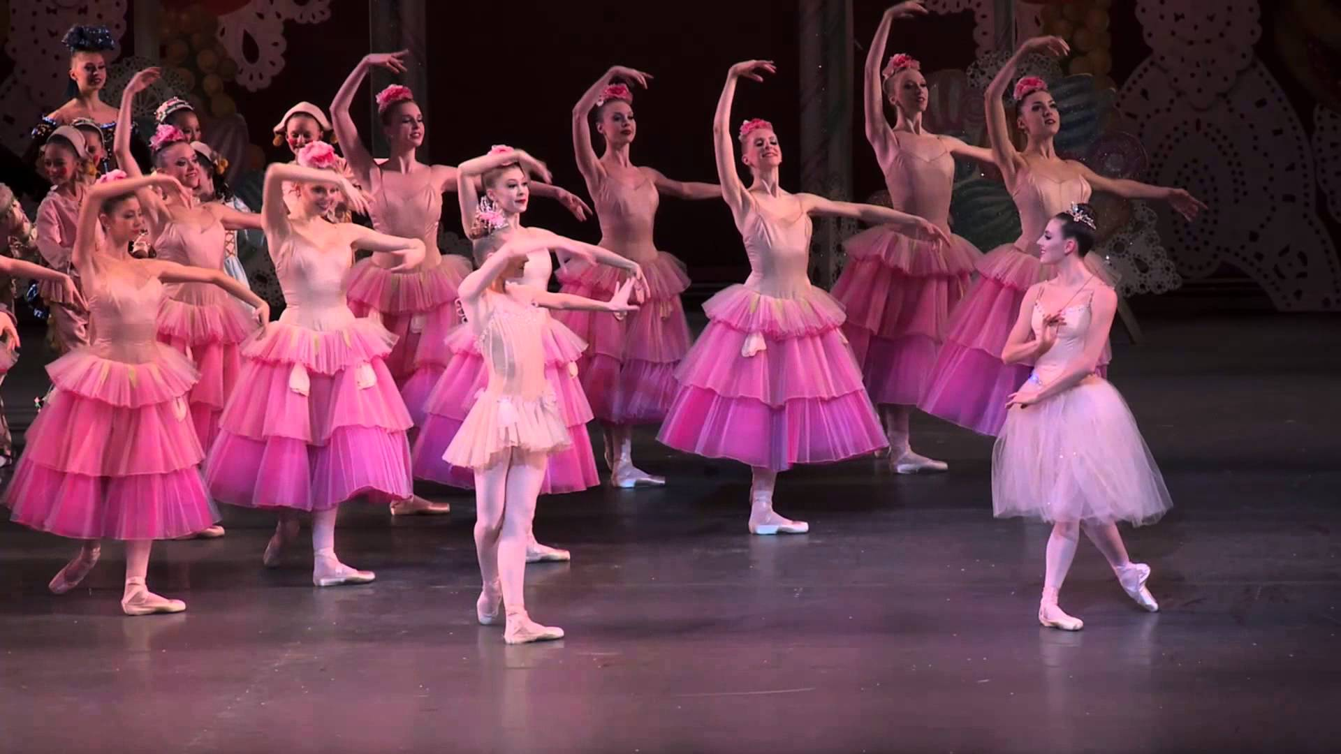 new york city ballet and nutcracker