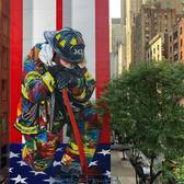 The Braves of 9/11 ! Bravos do 11 de Setembro 2001 #neverforget #fdny 780 Third Avenue