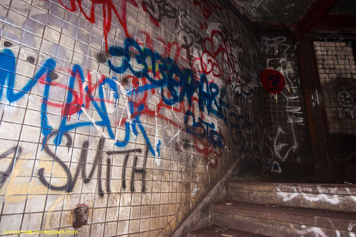 Abandoned 18th Street Subway Station
