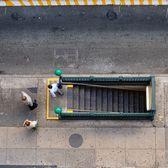 Subway Entrance, Manhattan