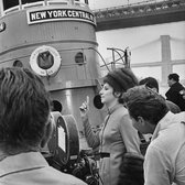 "July 18, 1967: ""Boy am I gonna sue you. My back hurts. My feet hurt,"" Barbra Streisand, the actress and diva, told Ray Stark, the producer of the film version of ""Funny Girl,"" which was being shot on the East River pier. A story cataloged the actress's laments as the filmmakers shot take after take of her running down the pier with luggage: ""This is the hardest work I've ever known. I had to be up at 6 in the morning. I'm not used to that. Normally I don't get up until 1. I'm used to theater hours,"" she said, adding, after picking at her finger, ""I got thorns from those damned roses."""