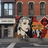 From Joey Ramone to Debbie Harry on the Bowery