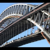 Time lapse: Lower level of Bayonne Bridge removed