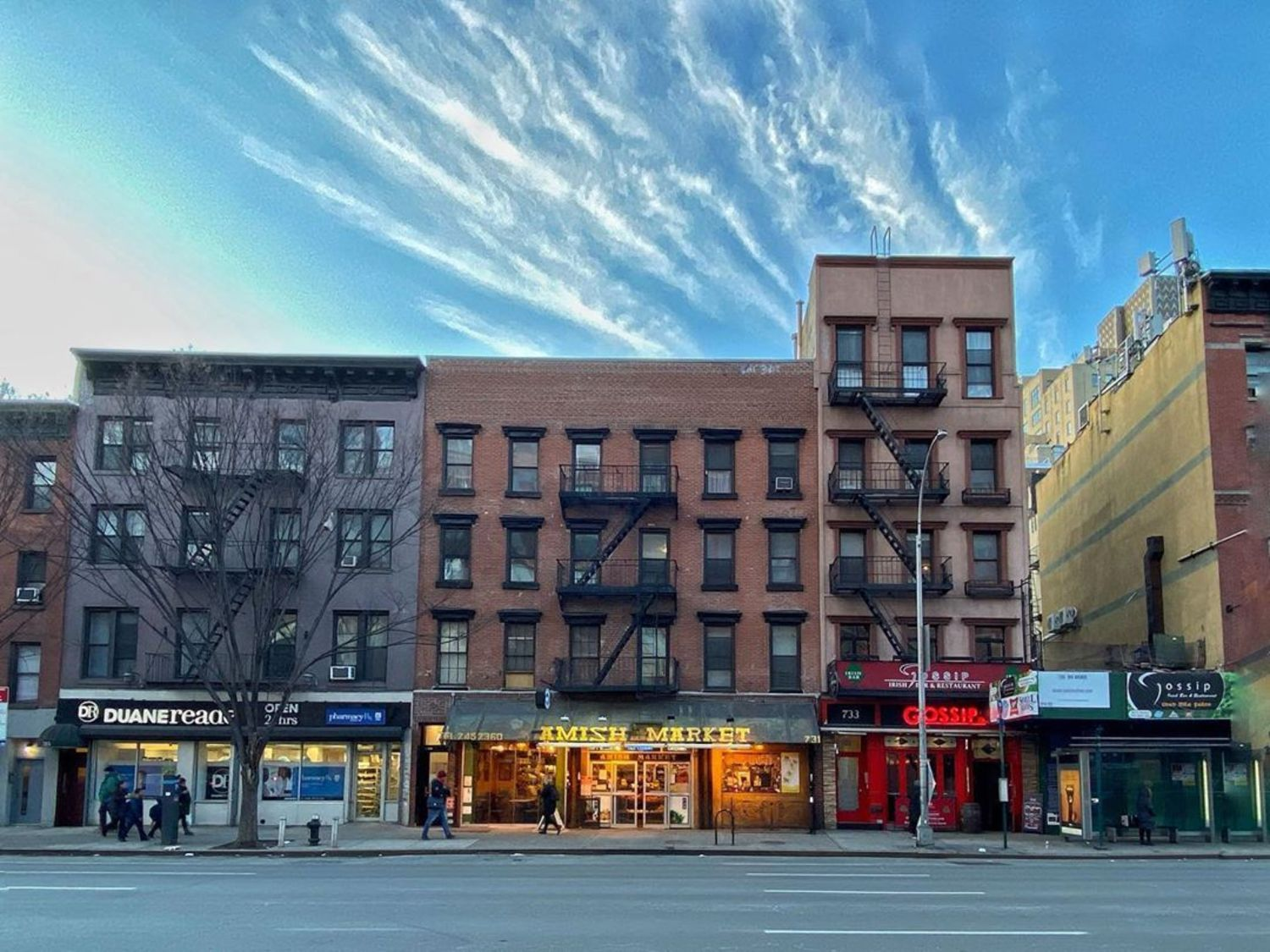 9th Avenue, Hell's Kitchen, Manhattan