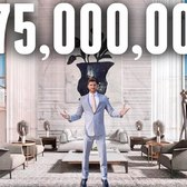 Inside a $75,000,000 OFF MARKET NYC Penthouse | Mansion Tour