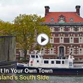 Tourist In Your Own Town - The South Side of Ellis Island