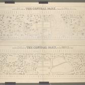 Plans for Central Park, 1857