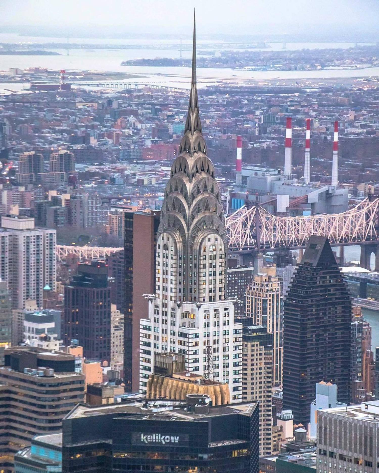Chrysler Building, New York, New York