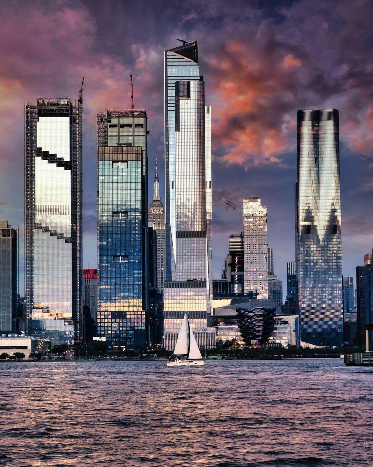 Hudson Yards, Midtown West, Manhattan
