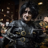 THE NEW YORK VILLAGE HALLOWEEN PARADE 2017