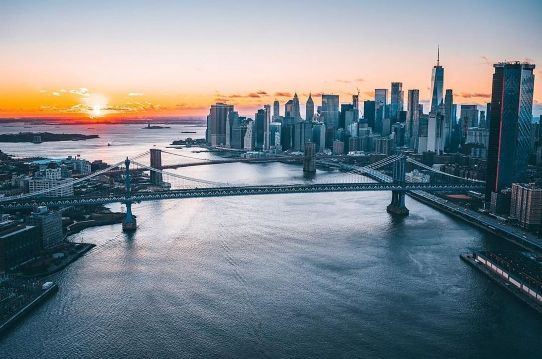 New York, New York. Photo via @luc_constantine #viewingnyc #nyc #newyork #newyorkcity