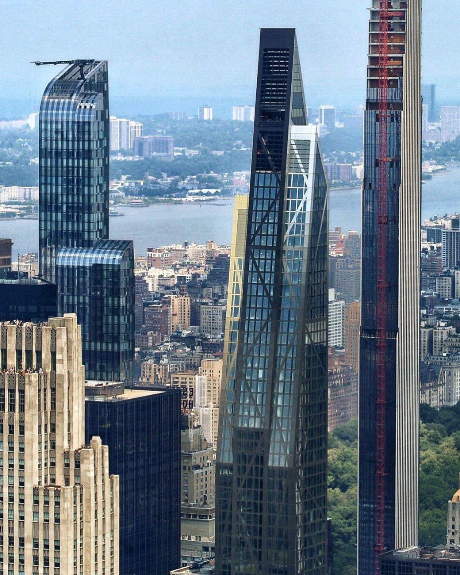 Billionaire's Row, Midtown, Manhattan