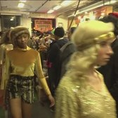 Artist Turns NYC's Oldest Hardware Store Into Fashion Show