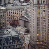 New York, New York. Photo via @wrongrob #viewingnyc #nyc #newyork #newyorkcity