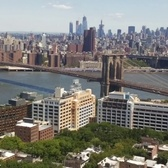 Live - Brooklyn Bridge & Manhattan NYC Cam - St. George Tower