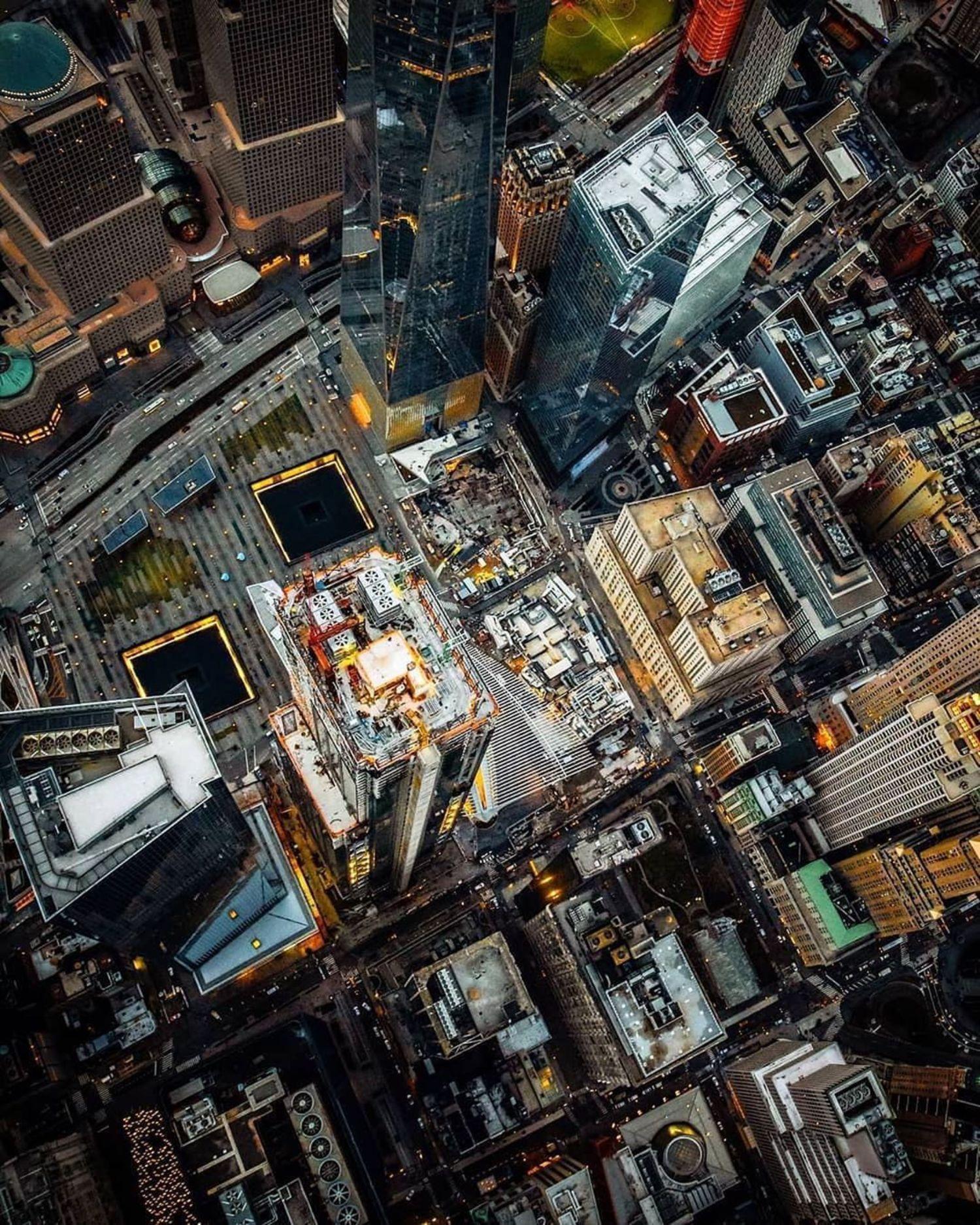World Trade Center, New York, New York.