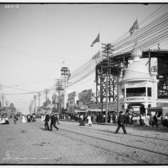 Surf Avenue, Coney Island, N.Y. 1903