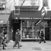 Bleecker St. Records, West Village | Shot on Kodak Tri-X 400 pushed to 1250 ISO and developed in Xtol 1+1 for 11.5 minutes at 68F.
