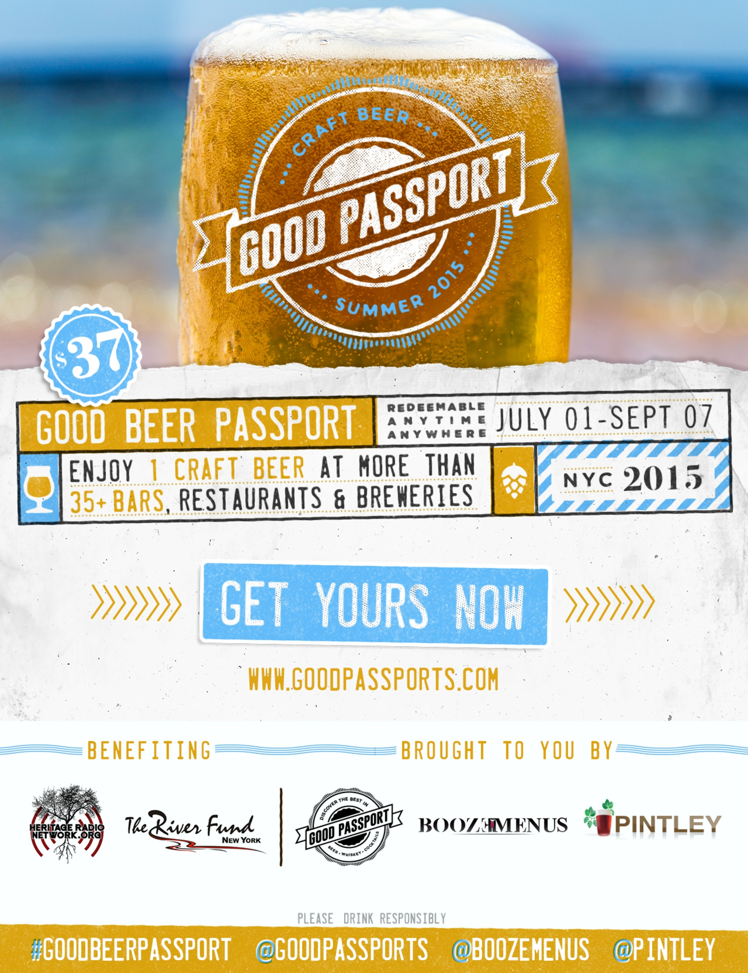 Good Beer Passport 2015