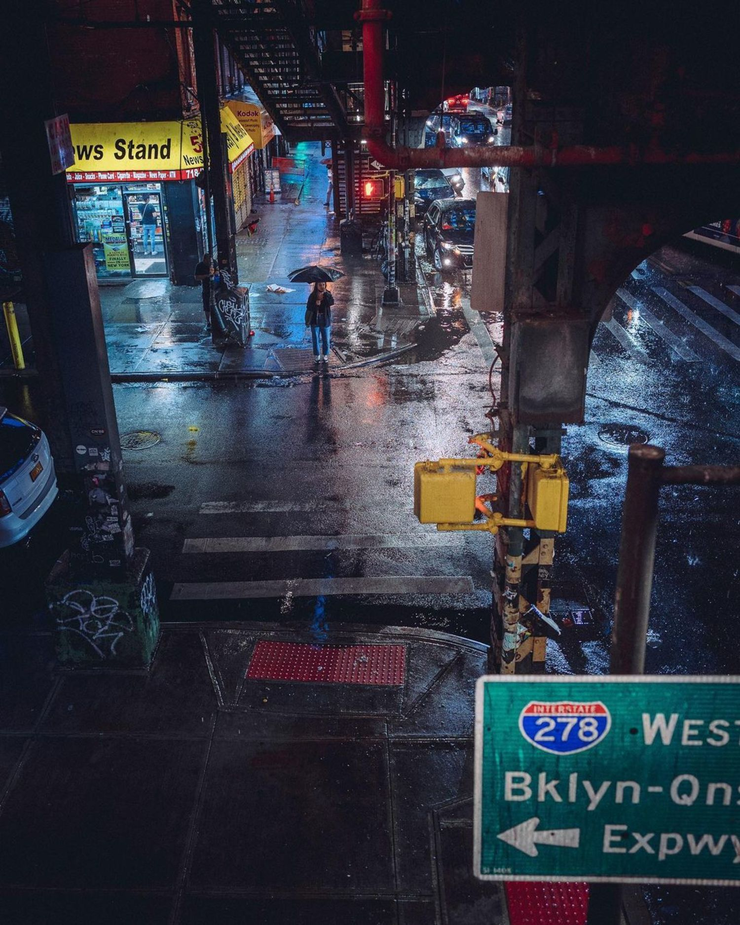 Broadway and Marcy Avenue, Williamsburg, Brooklyn