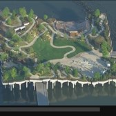 'Little Island' At Pier 55 Opens Friday