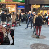 Sean Murdoch | NYC Flash Mob Proposal | Times Square