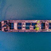 Staten Island Boat Graveyard, Arthur Kill, Staten Island