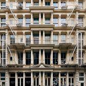 """King of Greene Street"", 72 Greene Street, SoHo, Manhattan"