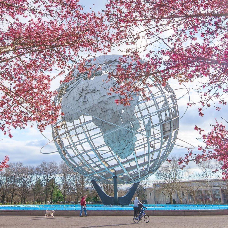 The Unisphere, Flushing Meadows Corona Park, Queens