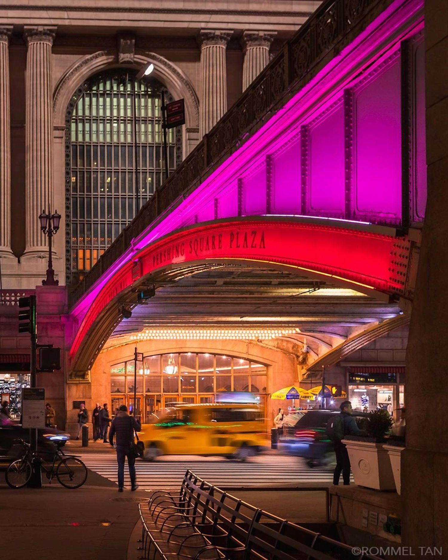 Pershing Square Plaza, Midtown, Manhattan
