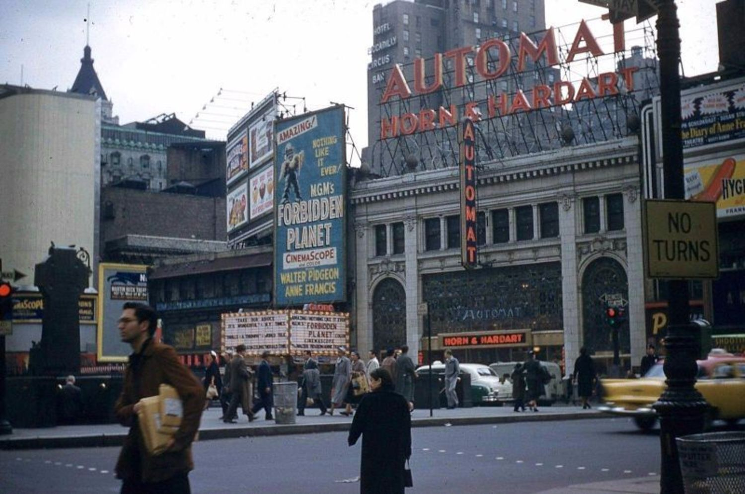 Times Square, 1956