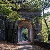 Fort Tryon Park, Hudson Heights, Manhattan