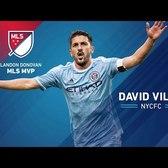 David Villa: 2016 MLS MVP