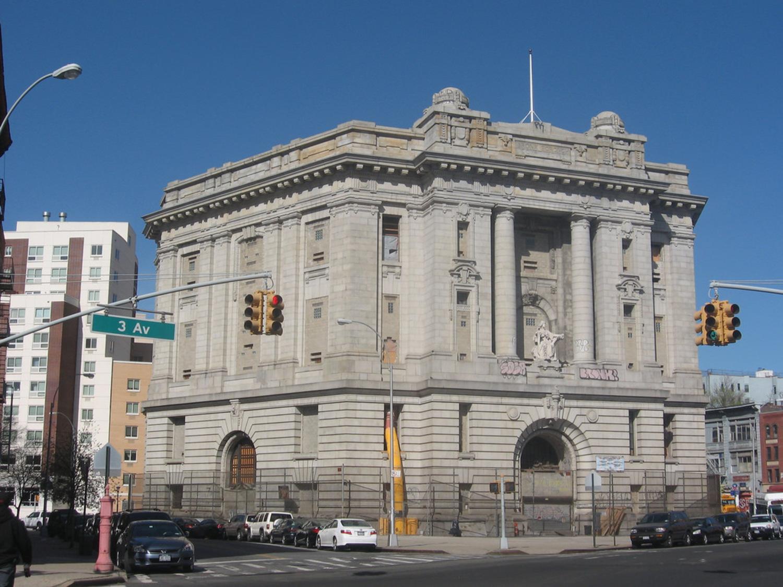Bronx Borough Courthouse, Melrose