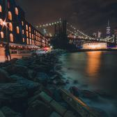 DUMBO, Brooklyn.
