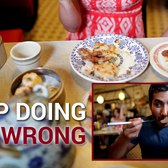 The Right Way to Order and Eat Dim Sum - Stop Doing it Wrong, Episode 39